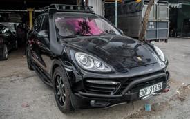 Ông Đặng Lê Nguyên Vũ mạnh tay 'phá' thêm Porsche Cayenne nhưng có 1 chi tiết gây chú ý