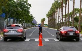 Đặc quyền thượng lưu của giới nhà giàu Việt khi dùng xe 'tiền tỷ' Maserati