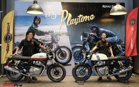 Royal Enfield giới thiệu cặp đôi mô tô cổ điển giá rẻ tại Sài Gòn, giá từ 173 triệu, đã có 14 khách đặt mua