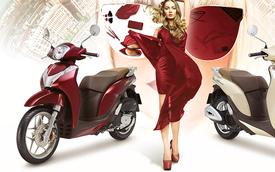 Honda SH Mode thêm màu mới, giữ nguyên giá tại Việt Nam