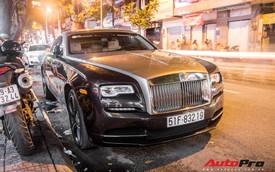 Bắt gặp Rolls-Royce hai cửa mới 'tậu' của dân chơi đồng hồ tại Hà Nội