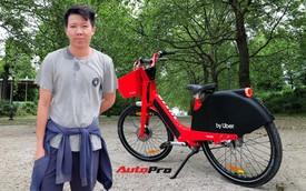 Người Việt trẻ lần đầu thuê xe đạp du lịch trời Tây tiết lộ kinh nghiệm để không mất tiền oan
