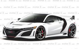Honda NSX Type R - Siêu xe mới của người Nhật, giá ngang Maybach GLS sẽ ra mắt ngay trong năm nay