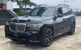 BMW X7 giá khoảng 7 tỷ đồng đầu tiên về Việt Nam: Nhập khẩu Mỹ, động cơ tăng áp 3.0L