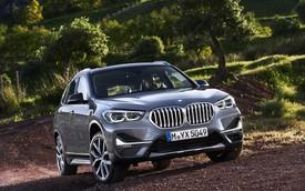 BMW X1 2020 ra mắt, đối đầu Volvo XC40