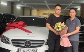 Sinh năm 1998, thiếu gia Việt đã tậu Mercedes-Benz C300 AMG giá hơn 1,7 tỷ đồng