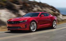 Bán chậm, xe dân chơi Chevrolet Camaro có thể biến thành SUV hoặc chuyển sang chạy điện