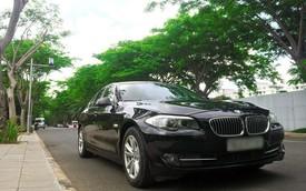 Chạy chỉ 7.000 km/năm, BMW 528i xuống giá còn 900 triệu đồng