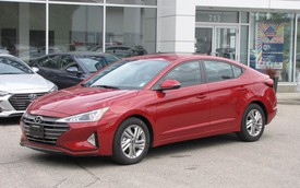 Đại lý nhận đặt cọc Hyundai Elantra và Tucson 2019, giao xe trong tháng 5