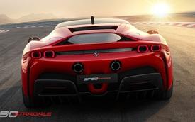 Ferrari tiếp tục khai phá các phân khúc mới, trở thành Porsche thứ 2?