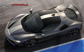 Ra mắt Ferrari SF90 Stradale: Ngựa chồm mạnh mẽ nhất lịch sử
