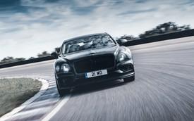 Bentley Flying Spur đời 3 chốt lịch ra mắt trong tháng 6 qua teaser mới
