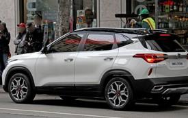 Lộ diện Kia Seltos - Đàn em Sportage dùng động cơ Cerato, cạnh tranh Honda HR-V