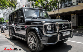 Mercedes-Benz G63 AMG biển khủng tứ quý 7 của đại gia Phú Thọ