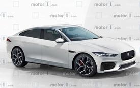 Jaguar XJ trở lại với vóc dáng đầy đặn hơn hẳn, sẵn sàng đối đầu Porsche Taycan
