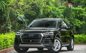 Đại gia Việt 'chỉ' mất 300 triệu sau 2 năm sử dụng Audi Q5
