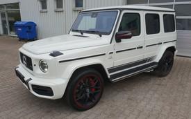Minh 'nhựa' nhận Mercedes-AMG G63 Edition 1 giá khoảng 13 tỷ đồng