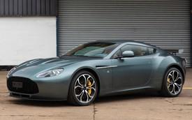 Chiếc Aston Martin V12 độc nhất vô nhị này chuẩn bị lên sàn đấu giá
