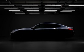 BMW 8-Series Gran Coupe lộ diện, rục rịch ra mắt