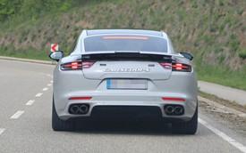Porsche Panamera facelift lộ diện, thêm chi tiết tương đồng Macan và Cayenne Coupe
