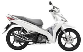Honda Future có màu mới tại Việt Nam, giá bán tăng 200 nghìn đồng