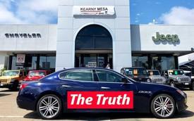 Xe Maserati còn giữ lại được bao nhiêu phần trăm chất Ý?