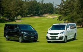 Cầm 2,3 tỷ đi mua Peugeot Traveller bản thương gia hay mua bản thường và sắm thêm được cả Kia Cerato?