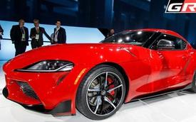 Muốn dùng BMW với giá Toyota? Hãng xe Nhật đã úp mở bản phổ thông cho Supra ngay trên trang chủ