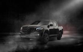 Gần 90.000 USD cho một chiếc Nissan Navara đặc biệt gắn mác Mercedes-Benz có xứng đáng?