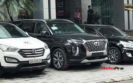 Hyundai Palisade đầu tiên về Việt Nam đấu Ford Explorer