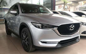 Dự đoán những nâng cấp trên Mazda CX-5 mới sắp ra mắt tại Việt Nam