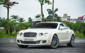 Đeo biển '3333' nhưng chiếc Bentley này có giá bán lại chỉ hơn 2 tỷ đồng