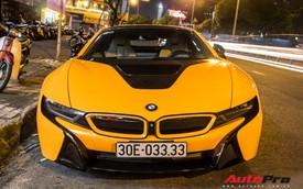 Siêu xe 'hết thời' BMW i8 vẫn gây được chú ý nhờ 2 chi tiết này