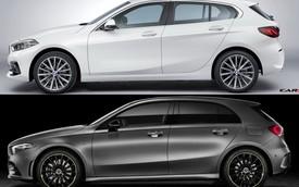 Mercedes-Benz A-Class 2020 vs BMW 1-Series 2020: Đâu là vua của phân khúc dưới?