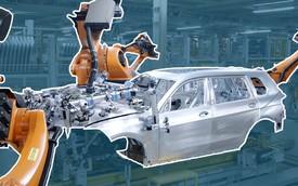 BMW X7 đang hot tại Việt Nam và đây là cách nó được sinh ra
