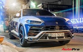 Minh 'nhựa' lái siêu SUV Lamborghini Urus đi ăn đêm sau khi nhận Mercedes-AMG G63 Edition 1