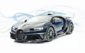 Mới đi 23km, dân chơi đã bán tháo Bugatti Chiron độ Mansory với giá đắt đỏ nhất thế giới