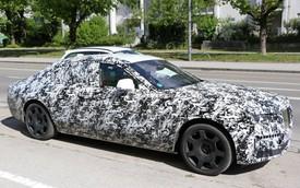 Rolls-Royce Ghost 2021 lộ nội thất hiện đại, hợp thời hơn