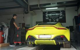Chuyên gia bật mí quá trình kiểm tra Aston Martin hoàn toàn mới trước khi tham gia Car Passion 2019