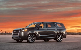 Hyundai 'vớ bẫm' từ Palisade và Kona, quyết thêm SUV mới