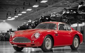 Aston Martin ra mắt xe đắt giá nhất lịch sử, hơn gấp đôi Bugatti Chiron