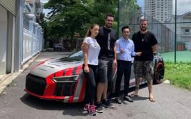 Lộ diện chiếc siêu xe của doanh nhân Nguyễn Quốc Cường tham dự Car Passion 2019