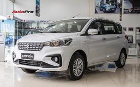 Khám phá chi tiết Suzuki Ertiga 2019 'full option' giá rẻ hơn Mitsubishi Xpander tiêu chuẩn