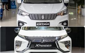 Rẻ hơn 71 triệu đồng, Suzuki Ertiga 2019 có gì để đấu lại 'kẻ dẫn đầu' phân khúc Mitsubishi Xpander?