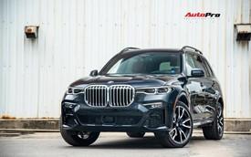Diện kiến BMW X7 nhiều 'đồ chơi' nhất Việt Nam giá gần 7 tỷ đồng