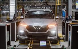 """Phó Chủ tịch kiêm Tổng Giám đốc Tập đoàn VinGroup: """"VinFast đã nhận được đơn đặt hàng hơn 10.000 xe ô tô"""""""