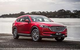 Mazda CX-8 chốt lịch ra mắt Việt Nam, đe doạ Hyundai Santa Fe