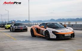 Trước giờ lên Mộc Châu, Car Passion đã tạo nên loạt hình ảnh đẹp đến thế này tại Hạ Long
