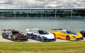 'Car Passion' của câu lạc bộ xe McLaren trị giá 63 triệu USD là như thế này đây