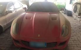 Siêu xe Ferrari giá 125.000 USD được bán như cho với 250 USD nhưng vẫn không ai mua vì những lý do này